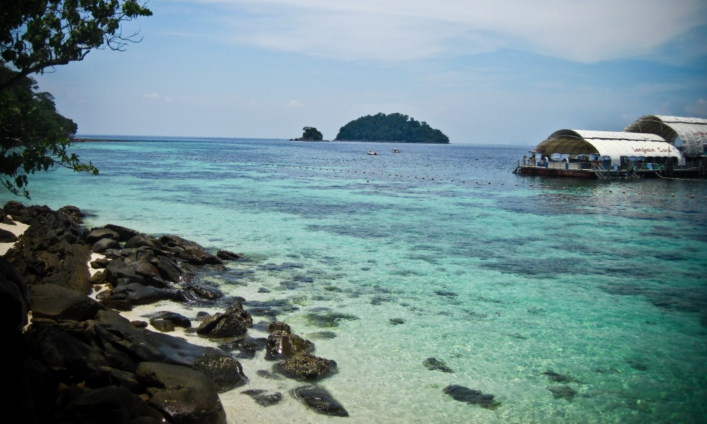 Snorkelen op Langkawi